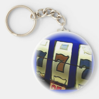 Lucky SLOT 777 Keychain