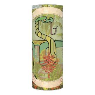 Lucky Snake | Zodiac candle