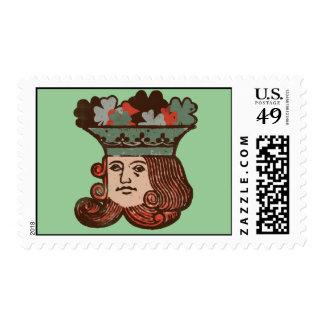 Lucky St Patrick Stamp