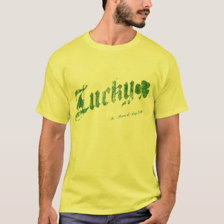 Lucky St. Patrick's Day T-shirt - 3