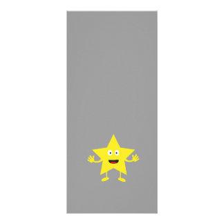 lucky star rack card