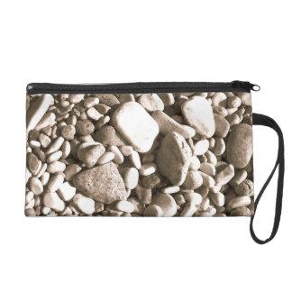lucky stones wristlet purse