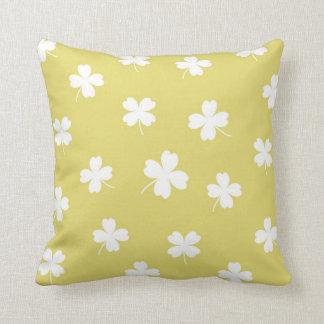 lucky straw pillow