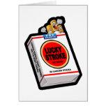 LUCKY STROKE CARDS