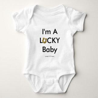 Lucky Stuff Baby Bodysuit