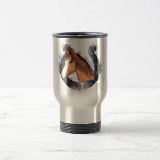 Lucky the Horse Mug