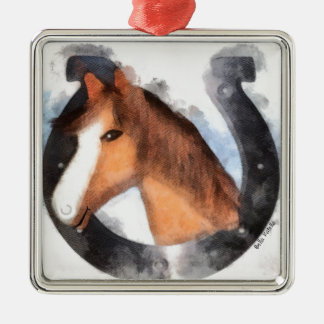 Lucky the Horse Ornament