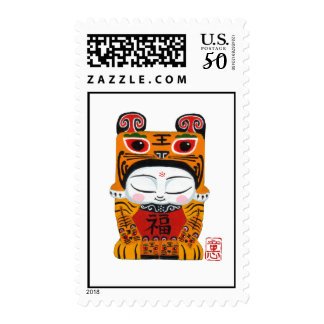 lucky-tiger-baby postage