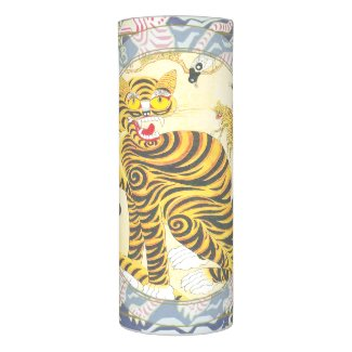 Lucky Tiger | Zodiac candle