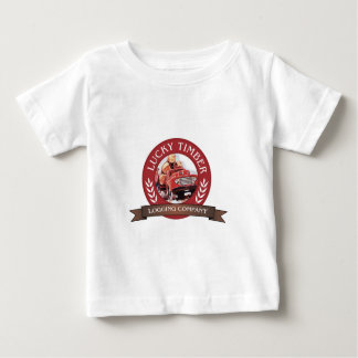 Lucky Timber Logging Co T Shirt