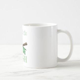 Lucky To be Irish Coffee Mug