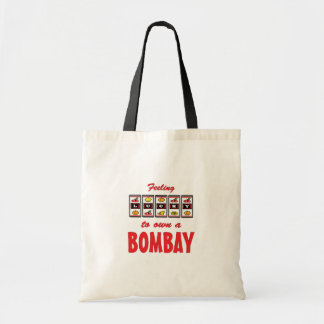 Lucky to Own a Bombay Fun Cat Design Tote Bag