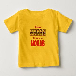 Lucky to Own a Morab Fun Horse Design Shirt