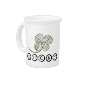 Lucky Type Pitcher