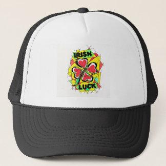 Lucky Valentine. Trucker Hat