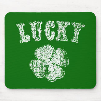 Lucky -vint mouse pad