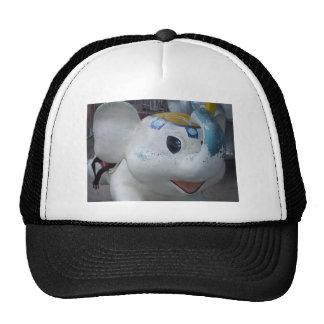 Lucky Vintage Amusement Park Elephant  Ride Mesh Hats