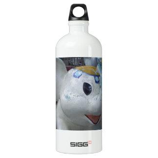 Lucky Vintage Amusement Park Elephant  Ride SIGG Traveler 1.0L Water Bottle