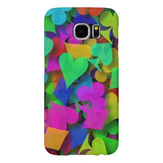 Lucky Winner Gambler Rainbow Samsung Galaxy S6 Case