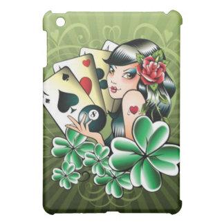 Lucky Woman - iPad Mini Case