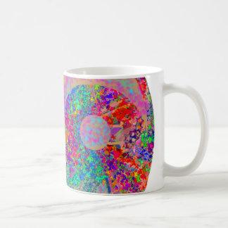 Lucky Yin Yang : YinYang Hidden Symbol Coffee Mugs