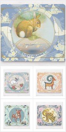 Lucky Zodiac | Mouse Pads