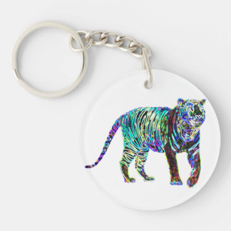 Lucky Zodiac Tiger | keychain