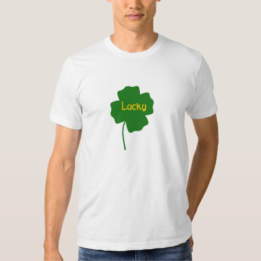 luckycloverbig, Lucky T-Shirt