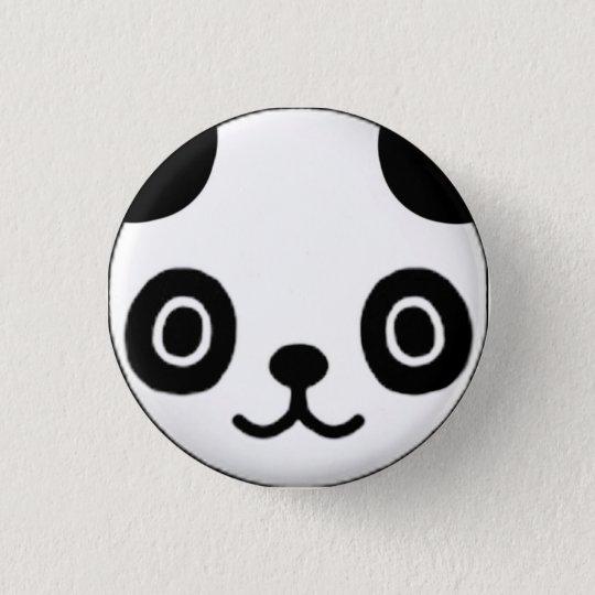 LuckyPanda Pinback Button