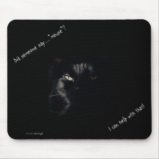 Lucky's Mouse Pad