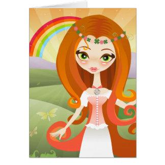LuckyVelusa Card