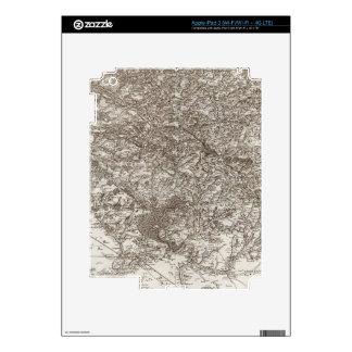 Lucon iPad 3 Pegatinas Skins