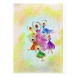 Lucrecia's Ballerinas Post Cards