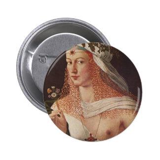 Lucrezia Borgia Button