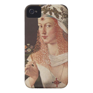 Lucrezia Borgia iPhone 4 Cover