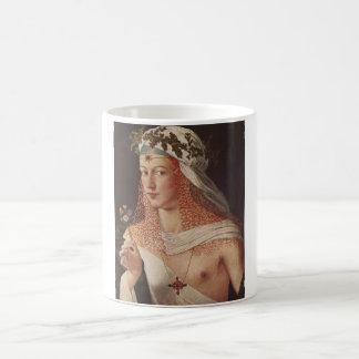 Lucrezia Borgia Coffee Mug