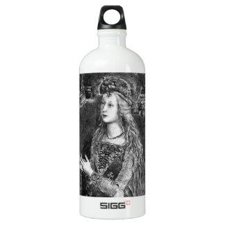 Lucrezia Borgia [House of Borgia] Aluminum Water Bottle