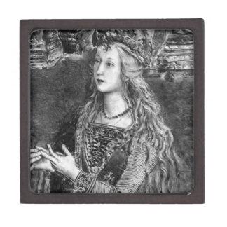 Lucrezia Borgia [House of Borgia] Keepsake Box