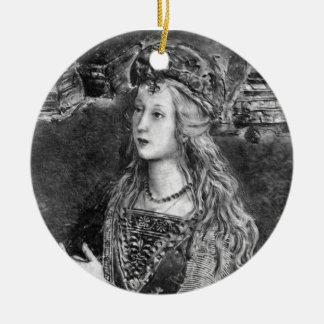 Lucrezia Borgia [House of Borgia] Christmas Ornaments