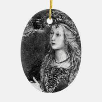 Lucrezia Borgia [House of Borgia] Christmas Tree Ornaments