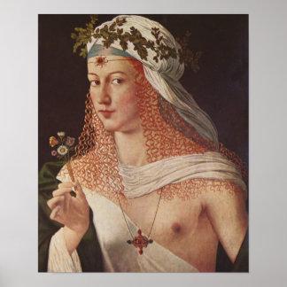 Lucrezia Borgia Poster