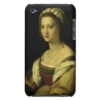 Lucrezia di Baccio del Fede, the Artist's Wife, c. Case-Mate iPod Touch Case