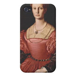 Lucrezia Panciatichi iPhone Case Covers For iPhone 4