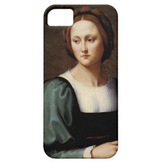 Lucrezia Sommaria iPhone SE/5/5s Case