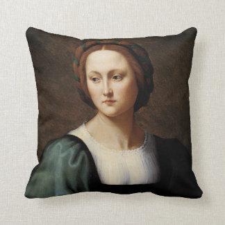 Lucrezia Sommaria Throw Pillow