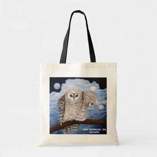 Luctor et Emergo Tote Canvas Bag