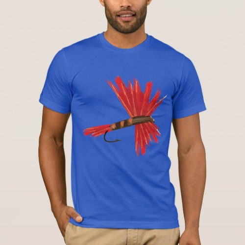 Lucy _ American Apparel mens t_shirt