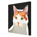 Lucy Art Canvas Stretched Canvas Print