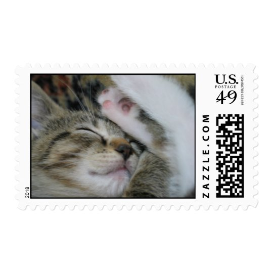 Lucy Dreaming Postage