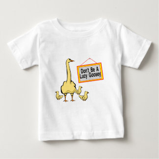 Lucy Goosey Baby T-Shirt